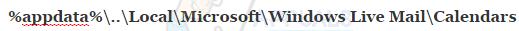 So löschen Sie hartnäckige Windows Live-Kalender-Geburtstagseinträge