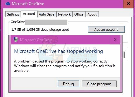 So beheben Sie OneDrive-Abstürze unter Windows 10