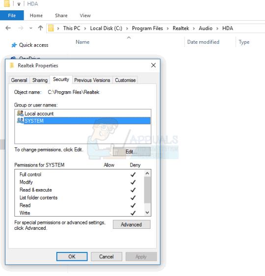 So deaktivieren Sie Windows 10 für die automatische Installation von Realtek-Treibern