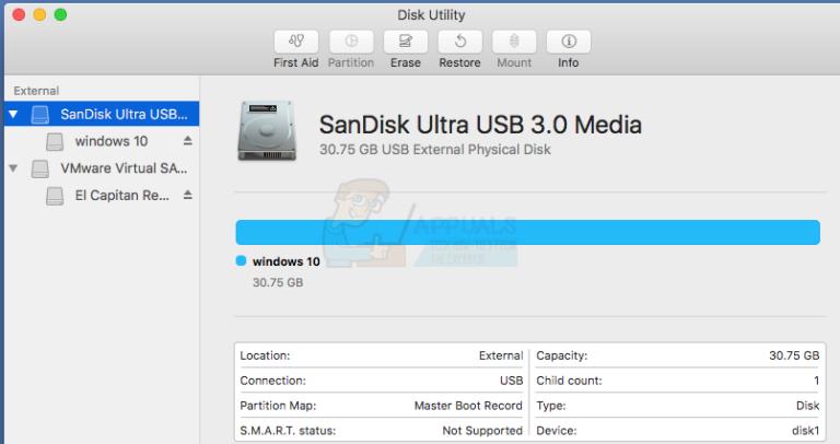 So formatieren Sie eine microSD-Karte unter MacOS