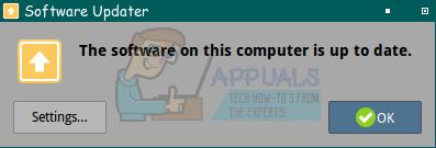 So beheben Sie einen Software Updater-Fehler in Ubuntu