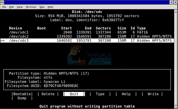 So machen Sie Speicherplatz von einer älteren Ubuntu-Partition frei