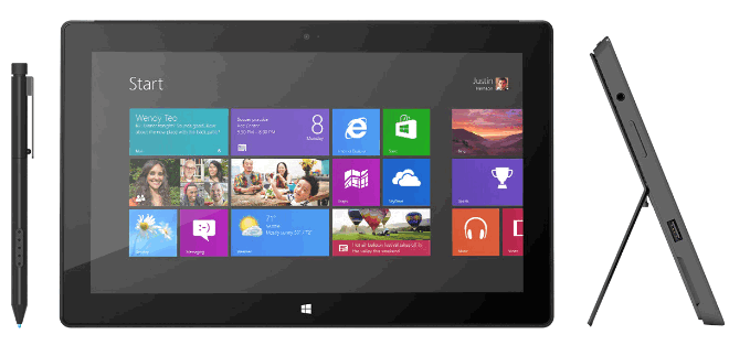 Fix: Surface Pro 3 Cursor verschwindet