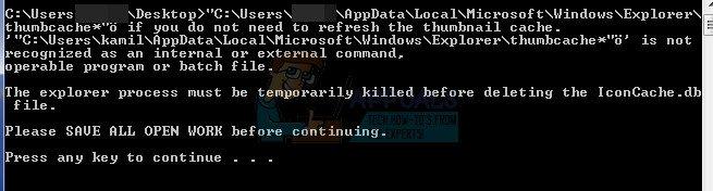 So erstellen Sie den Symbolcache unter Windows 10 neu