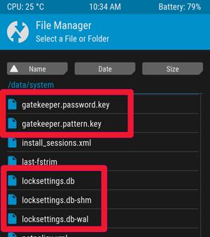 So löschen Sie Ihre Android-Sicherheits-PIN