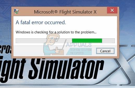 Fix: Führen Sie FSX unter Windows 10 aus