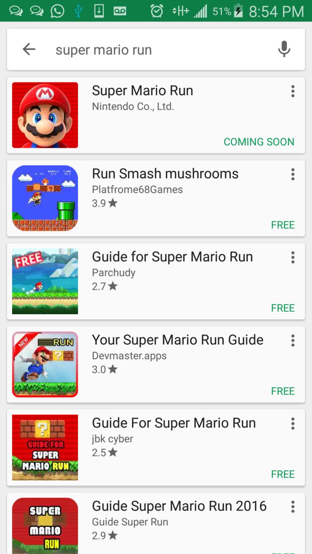So installieren Sie Super Mario RUN APK auf Android-Handys