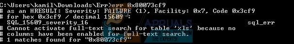 So beheben Sie den Windows 10 Store-Fehler 0x80073CF9