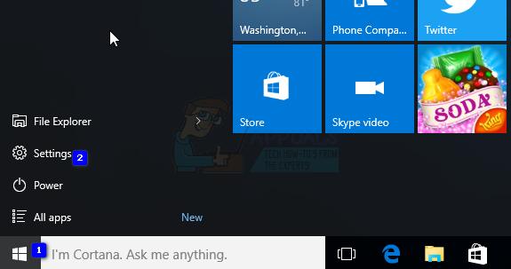 Fix: Maus rollt im Startmenü unter Windows 10 nicht richtig