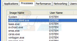 So beheben Sie eine hohe CPU-Auslastung durch CSISYNCCLIENT.EXE