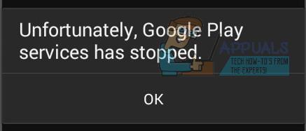 Gelöst: Leider wurden die Google Play-Dienste eingestellt