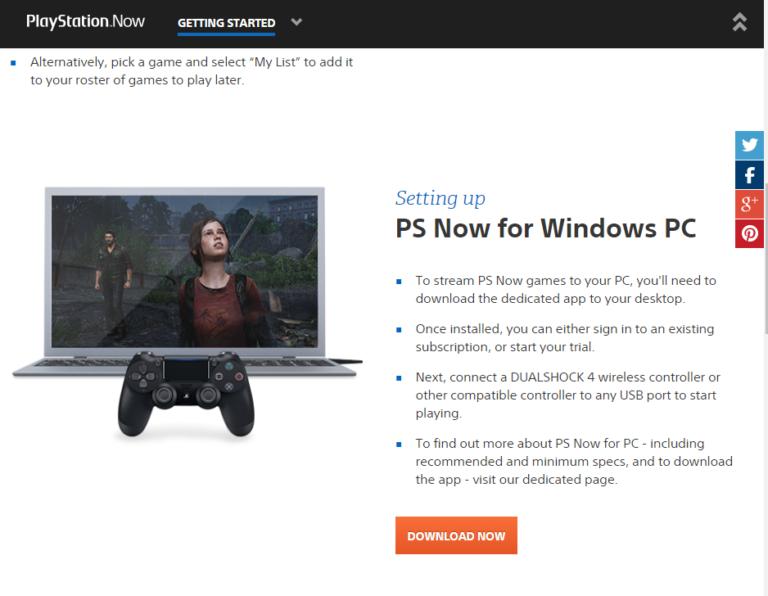 So spielen Sie PS4-Spiele auf Ihrem PC aus der Ferne