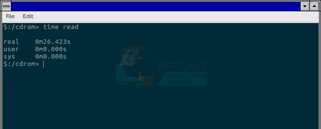 Verwendung der Linux-CLI als Stoppuhr