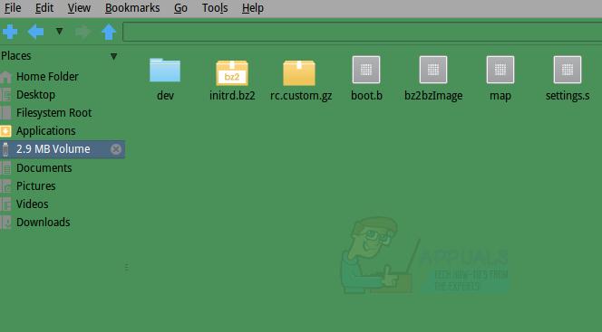So mounten Sie IMG-Dateien unter Linux