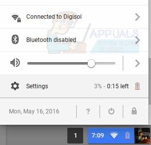 Einrichten und Verwenden von Multi-Touch-Gesten auf dem Chromebook Touchpad