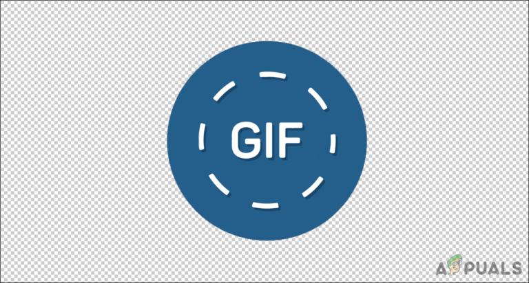 Wie entferne ich den Hintergrund einer GIF-Animation?