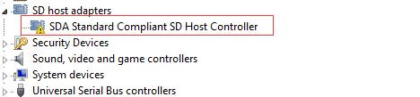 Fix: Computer erkennt SD-Karte nicht