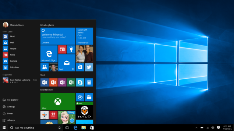 So installieren Sie Windows 10 sauber