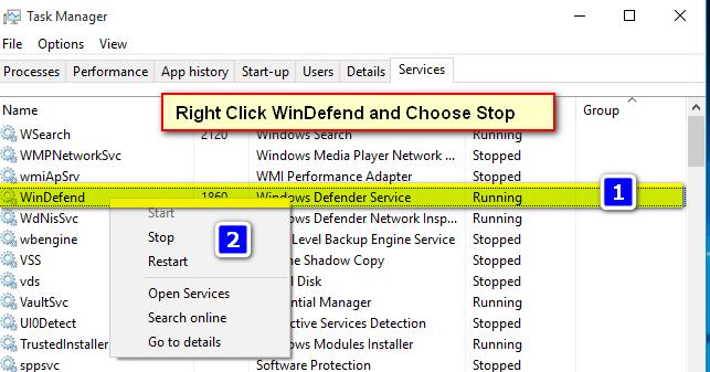 Fix: Essentials-Fehler 0x80070426 in Windows 10