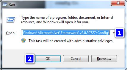 Fix: NET-Analysefehler 0xC00CE556