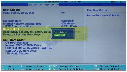 UPDATE: Schritte zum Beheben des Winload.EFI-Fehlers