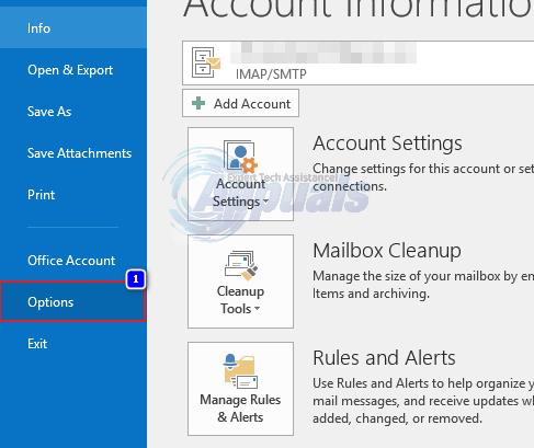 Hinzufügen / Ändern der Signatur in Outlook 2013/2016 und 365