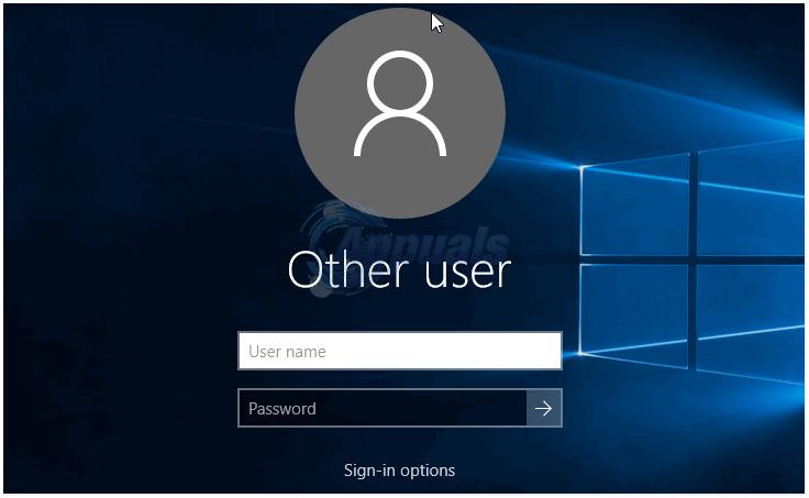 Gewusst wie: Ausblenden von Anmeldeinformationen im Windows 10-Anmeldebildschirm