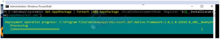 Fix: Klasse beim Öffnen von JPEGs unter Windows 10 nicht registriert
