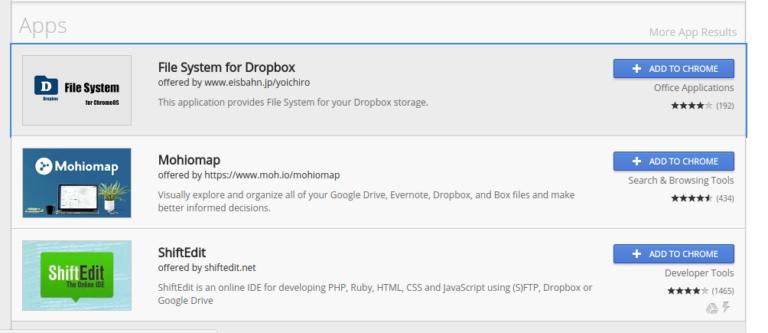 So fügen Sie Dropbox oder OneDrive zur Datei-App unter Chrome OS hinzu