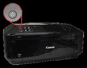 Schritte zum Beheben des Canon-Druckerfehlers 5C20