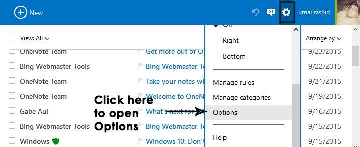 Fix: Hotmail / Outlook zeigt falsche Zeit in E-Mails an