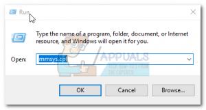 Fix: Kanal-Surround-Sound funktioniert unter Windows 10 nicht
