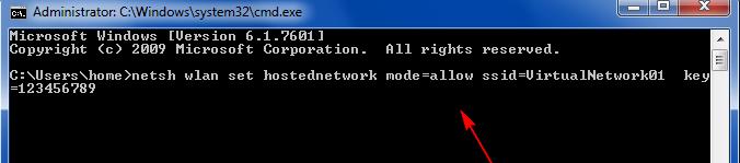 Was ist der Microsoft Virtual WiFi Miniport Adapter und wie wird er eingerichtet?