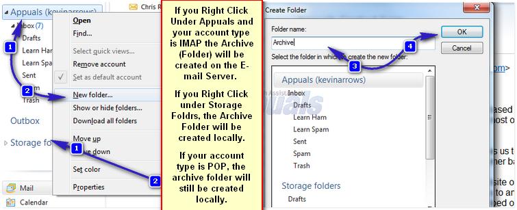 BEST GUIDE: So archivieren Sie E-Mails in Windows Live Mail