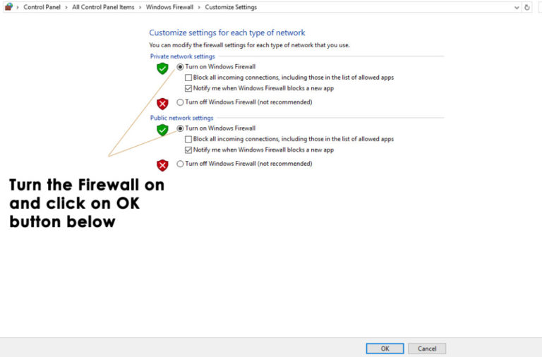 Fix: Window Defender-Fehler 0x800705b4