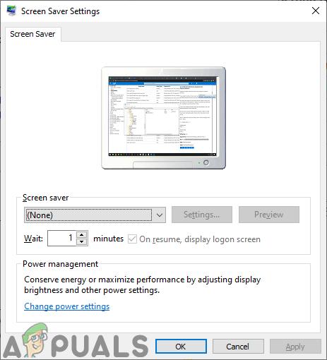 Wie schützt man den Bildschirmschoner in Windows 10 mit einem Passwort?
