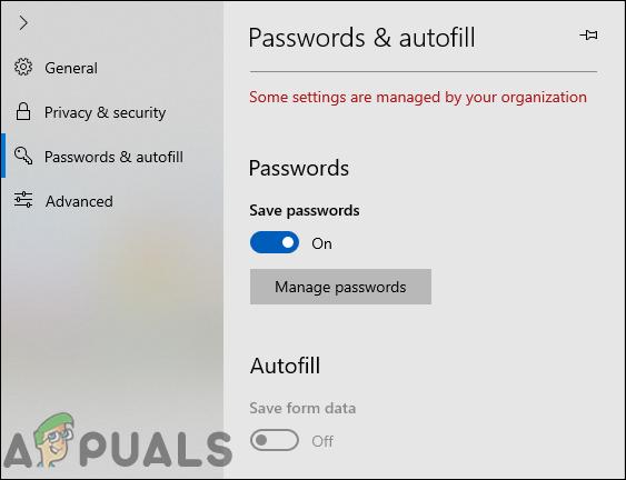 So aktivieren oder deaktivieren Sie Autofill in Microsoft Edge?