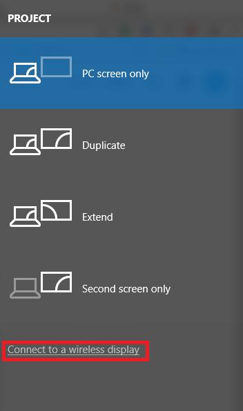 So richten Sie die Bildschirmspiegelung für einen PC ein