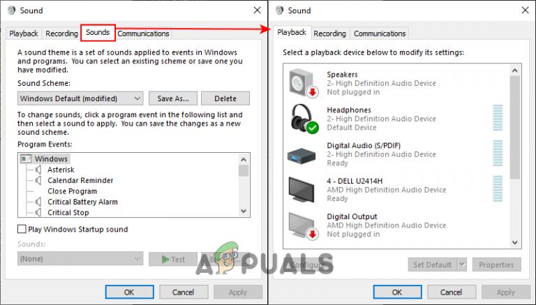 Wie kann man verhindern, dass Benutzer das Soundschema und die Ereignissounds in Windows 10 ändern?