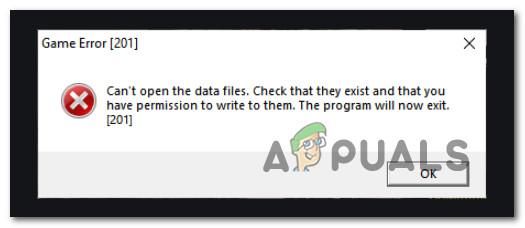 HdRO-Spielfehler [201] Die Datendateien 'Gelöst' können nicht geöffnet werden