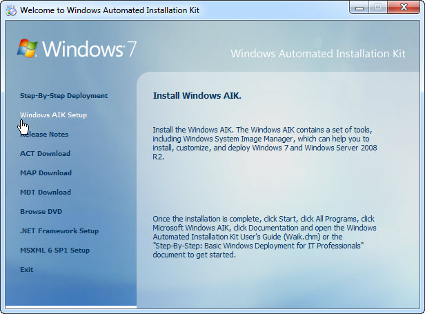 BESTER GUIDE – Schritte zum Sysprep von Windows 7