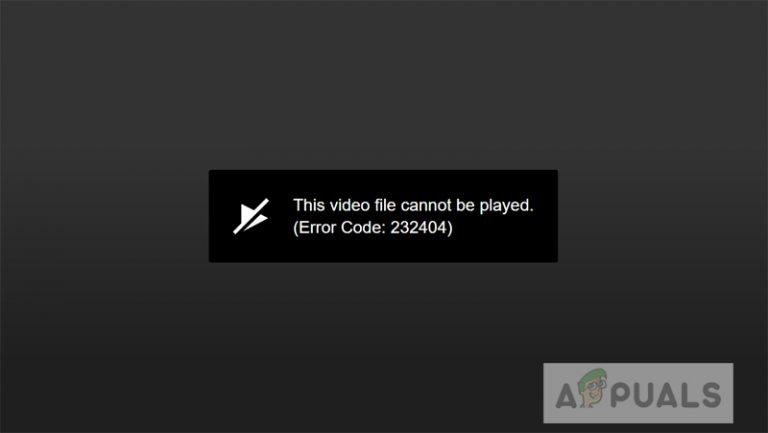 [FIX] Diese Videodatei kann nicht abgespielt werden Fehlercode 224003