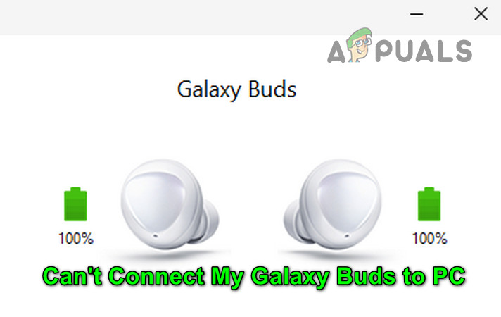 Fix: Galaxy Buds kann nicht mit Windows verbunden werden