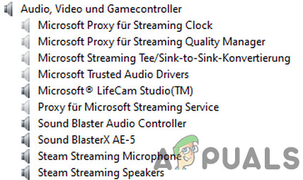 Fix: Creative SB Audigy 2 ZS-Treiberproblem: Kein Ton nach Windows 1903 Update