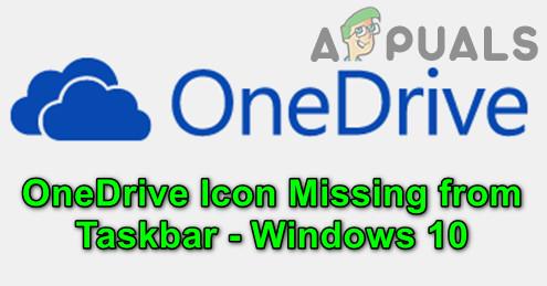 Fix: OneDrive-Symbol fehlt in der Taskleiste in Windows 10