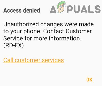 Fix: Samsung Pay funktioniert nicht