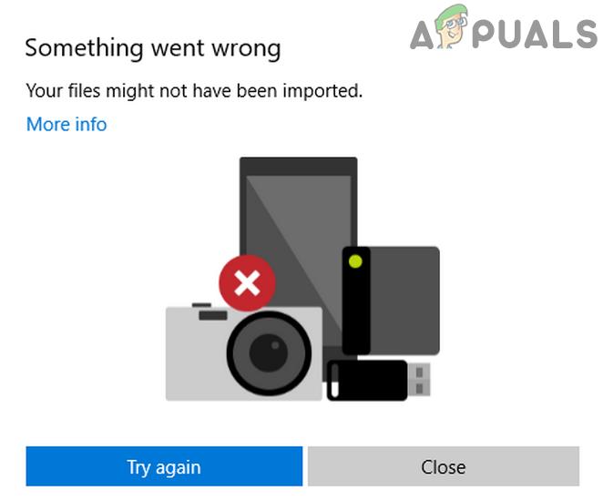 Fix: iPhone-Fotoimportfehler 'Etwas ist schief gelaufen'