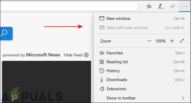 So deaktivieren Sie das InPrivate-Browsen in Microsoft Edge