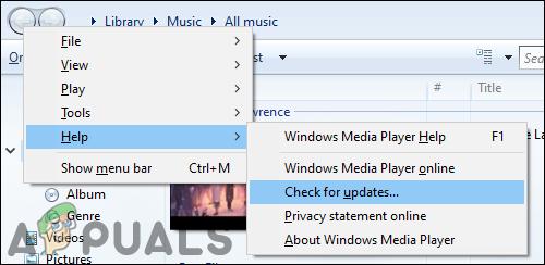 So aktivieren oder deaktivieren Sie automatische Updates für Windows Media Player?