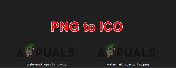 Wie konvertiert man PNG in ICO?